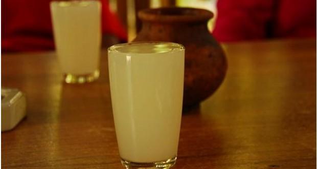 L'alcool de palmier