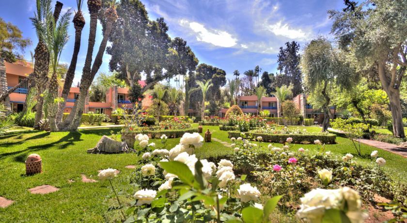 9. Savourez vos vacances de printemps à l'hôtel Farah Marrakech