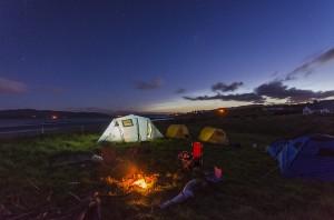 voyage camping