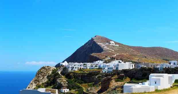 Passez des vacances en famille de rêve en Grèce sur Folegandros